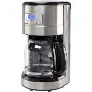 Kávéfőző gép időzítővel nemesacél/fekete Renkforce CM4276-V (1362475)