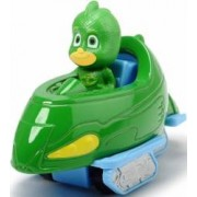 Masina Dickie Toys Eroi in Pijamale Gekko-Mobile cu figurina