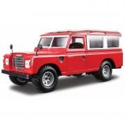 Bburago Schaalmodel Land Rover Defender 110 1:24