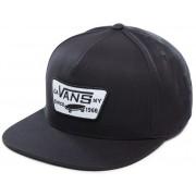 VANS Men´s Full Patch Cap Snapback True Black VN000QPU9RJ1
