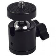 ELECTROPRIME® 90° Adjustable Ball Head 1/4 Screw Bracket Mount for Camera DSLR Tripod