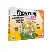 MERIAL Frontline Tri-Act 3 Pipetas 5kg-10kg