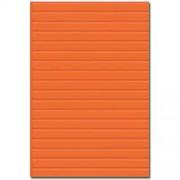Maxwhite STRIPES oranžový 300 x 450mm glazovaný