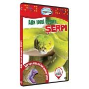 Discovery - Afla totul despre serpi (DVD)