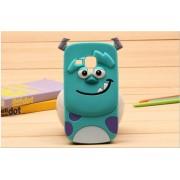 Púzdro pre Samsung Galaxy Trend Duos (Trend Duos S7562 7562 Galaxy S Duos 2 S7582 Trend Plus S7580 silikónové )