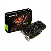 T De Video Nvidia Gigabyte GTX 1060 Windforce (GV-N1060WF2OC-3GD)