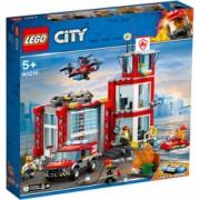 LEGO City Statie de pompieri No. 60215