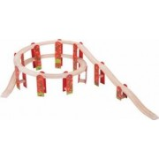 Jucarie educativa Big Jigs High Level Spiral Train Track