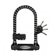 Zámek na kolo reflexní Master Lock 8195EURDPROREF - 210mm