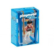 Playmobil Gymnast on Rings