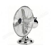 DOMOCLIP ventilateur de table 30cm 35w chromé - dom269