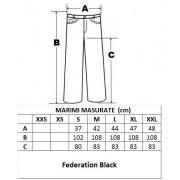 Trespass Pantaloni outdoor barbati federation black