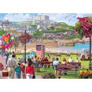 Newquay Harbour Puzzel (1000 stukjes)
