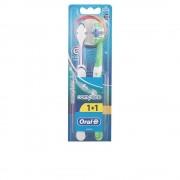 Oral-b COMPLETE 5 WAYS CLEAN cepillo dental #medio 2 pz