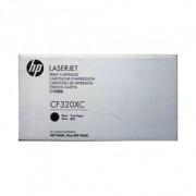 HP toner 652XC Original, ~21000 stranica, Crna CF320XC