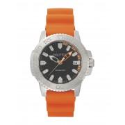 メンズ NAUTICA NAPKYW002 腕時計 オレンジ