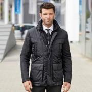 Geox Functional Men's Jacket, 48 - Black