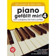 Bosworth Music Piano gefällt mir! 50 Chart & Film Hits 4