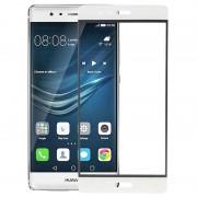 Protector de Ecrã de Vidro Temperado de Cobertura Total para Huawei P9 - Branco