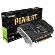Видео карта Palit nVidia GTX1660 StormX 6GB GDDR5, 192bit, DVI, HDMI, DP, 4710636270536_3Y