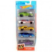 Set 5 masinute Hot Wheels HW FLAMES
