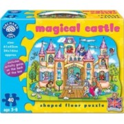 Puzzle Orchard Toys Colored Magical Castle