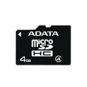 Secure Digital Card micro SDHC 4GB class4 ADATA (AUSDH4GCL4-R)