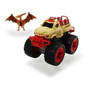 Dickie Toys Light and Sound Action Dino Hunter Vehicle