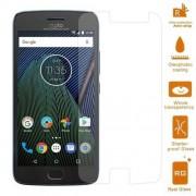 Előlap védő karcálló edzett üveg - 0,3 mm vékony, 9H, Arc Edge - Motorola Moto G5 Plus