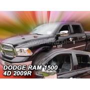 Deflektory komplet 4 ks pre DODGE Ram 1500 , 2009-