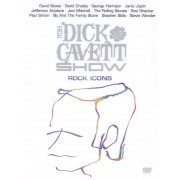 The Dick Cavett Show: Rock Icons [3 Discs] [DVD]