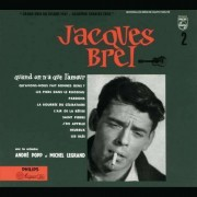 Jacques Brel - Quand On N'a Que L'amour (0602498081648) (1 CD)