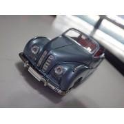 Schuco (Germany) Metallic Light Blue BMW 501 Cabriolet Diecast 1:43 NIB