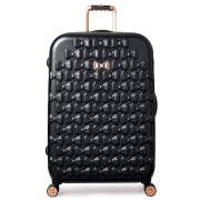 Ted Baker Beau 79cm 4-Wheel Large Suitcase - Black