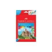 Faber-Castell Pacote com 4 Lapis de cor Ecolapis 36 Cores