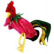 Hape - - Beleduc Rooster Glove Puppet
