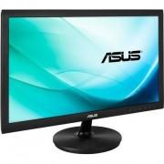 "Monitor LED ASUS 21.5"", Wide, Full HD, DVI, Negru, VS229NA"