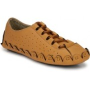 Style Shoe Decent Look Drivings Driving Shoes For Men(Beige)