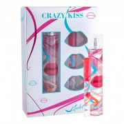 Salvador Dali Crazy Kiss confezione regalo Eau de Toilette 50 ml + Eau de Toilette 8 ml da donna