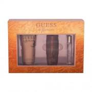 GUESS Guess by Marciano zestaw Edt 100 ml + Edt 15 ml + Mleczko do ciała 200 ml dla kobiet