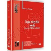 Legea alegerilor locale - Legea nr. 67/2004, republicata/Mircea Preda