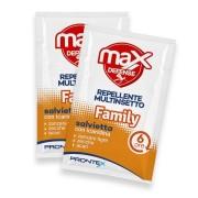 Safety Prontex Max Defense Repellente family salviette (12 pz)
