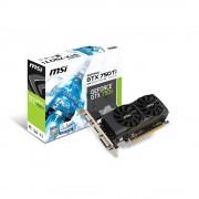 Carte Graphique MSI N750Ti-2GD5TLP - GTX750TI/2Go/DVI/HDMI/LP
