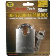 Hangslot Arrowtech 50 mm top security