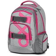 OXY Style Mini pink hátizsák