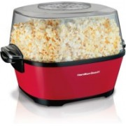 West Bend 3VV9B6ER52G4 4 L Popcorn Maker(Red)