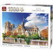 Puzzle King - Notre Dame de Paris, 1.000 piese (05660)