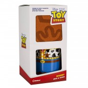 Paladone Toy Story Set Taza + Calcetines Woody