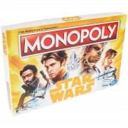 Hasbro Monopoly Star Wars - Edición Han Solo: una historia de Star Wars