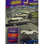 Johnny Lightning Classic Customs Corvette 1962 Corvette Roadster Corvette Indy Series #2